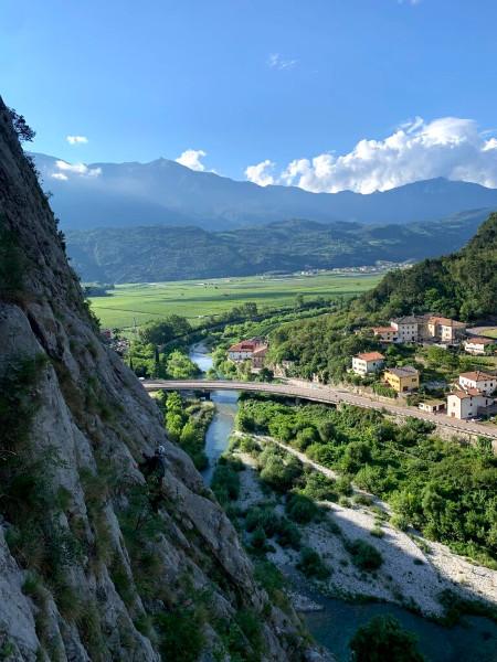 Orizzonti Dolomitici Sarche – moje první vícedélka